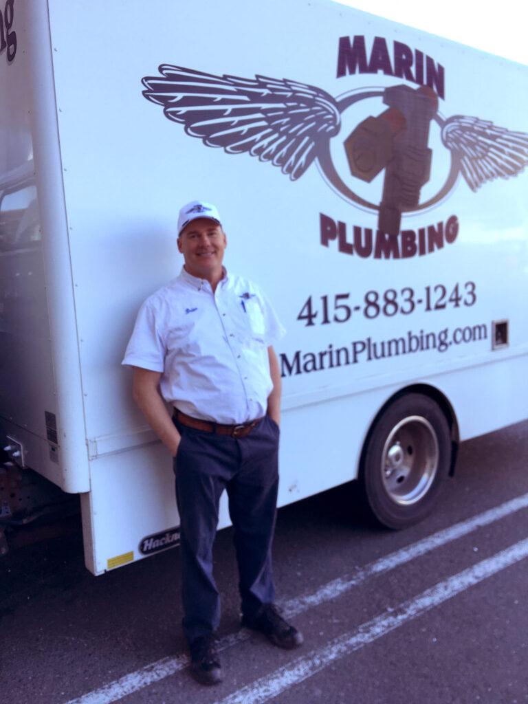 Marin's Best Plumber - Brian Cooke