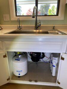 Reverse Osmosis Under Sink
